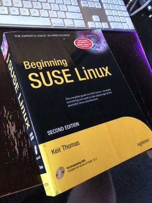 Beginning SUSE Linux Book for Sale in Atlanta, GA