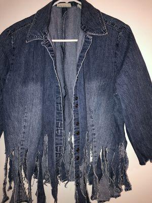 Jean Jacket for Sale in Collingdale, PA