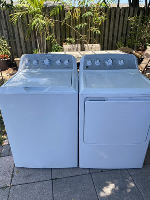 washer and dryer set in great condition like new for Sale in NEW PRT RCHY, FL
