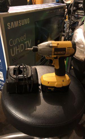 Dewalt impact wrench for Sale in Alexandria, VA