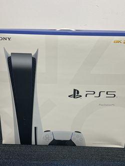 Sony Playstation 5 Blu-Ray Brand New for Sale in Arlington,  VA