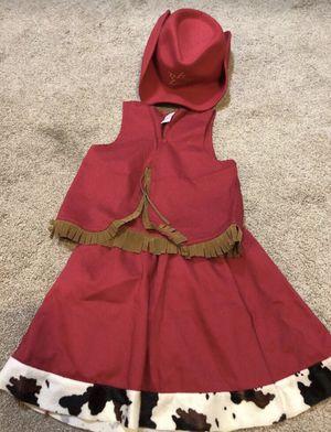 Gymboree Cowgirl Halloween Costume Girls 8-10 for Sale in Murfreesboro, TN