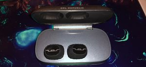 SOL REPUBLIC AMPS AIR: BLUETOOTH EARBUDS for Sale in Detroit, MI