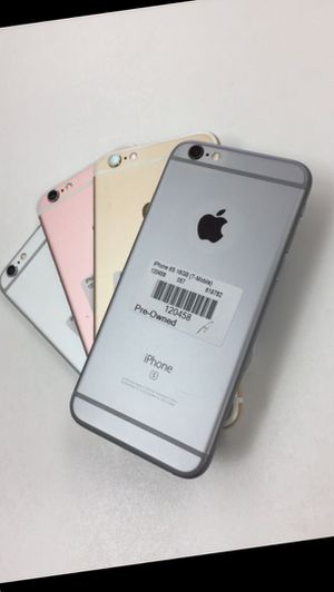 iPhone 6s | Unlocked | Like New Condition | Comes With 30 Days Warranty for Sale in Tampa, FL