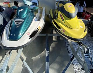 1997 seadoo GTX and XP for Sale in Gilroy,  CA