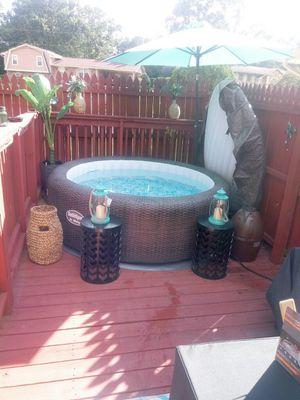 Wicker Hot Tub for Sale in Fayetteville, GA