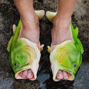 Amazing Fish Flip Flops for Sale in Beulah, MI