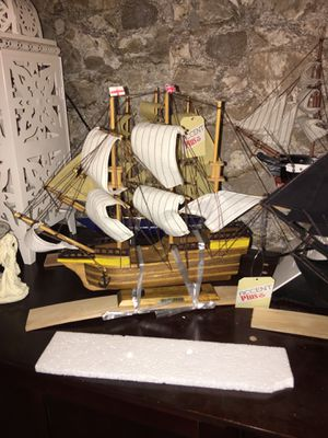 Set of 5 tall ships for Sale in Las Vegas, NV