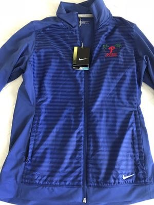 New Nike golf jacket women M blue for Sale in Columbus, OH