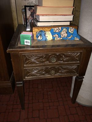 Antique side tables for Sale in Baltimore, MD