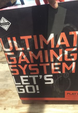 Ultimate gaming system let's Go for Sale in Hayward, CA