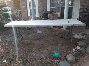 8ft table for Sale in Cypress, TX