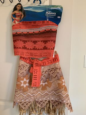 Moana Halloween costume for Sale in Feasterville-Trevose, PA