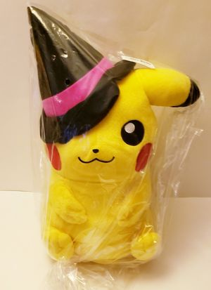 Pokemon Sun & Moon Mechadeka Plushie-Halloween Pikachu for Sale in Los Angeles, CA