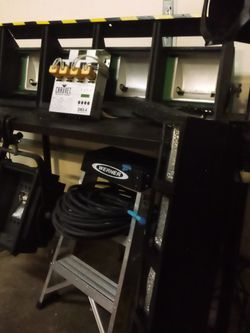 """""""AMERICAN DJ"""" LIGHTING SYSTEM!! FOR STAGE AND PERFORMANCE EFFECTS. for Sale in Reno,  NV"""