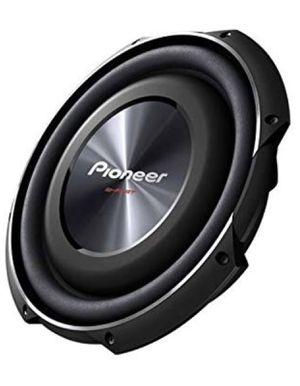 """PIONEER TS-SW3002S4 12"""" 1,500-Watt Shallow-Mount for Sale in Palm Springs, FL"""