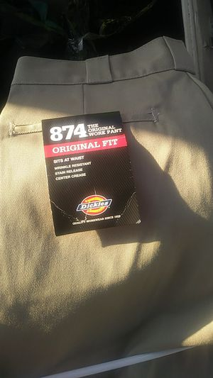 Dickies Khaki pants for Sale in Los Angeles, CA