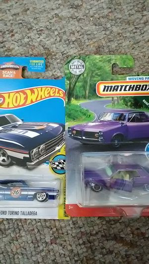 Two rare hot wheels for Sale in Hastings, NE