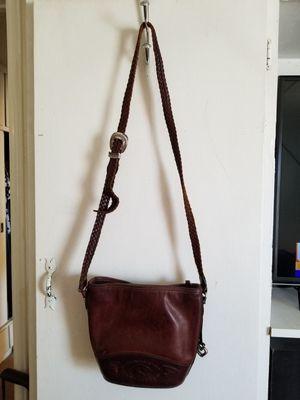 VINTAGE BRIGHTON MESSENGER BAG PREOWNED for Sale in Montclair, CA