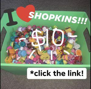 LOTS of SHOPKINS !! for Sale in Glassboro, NJ