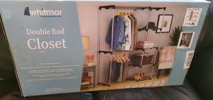 Brand New Double Rod Closet for Sale in Orange, CA