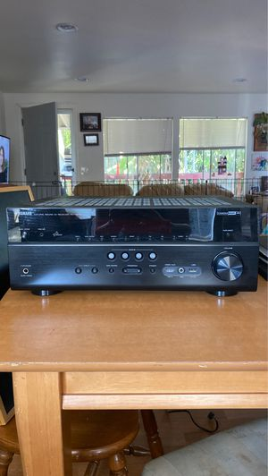 Yamaha RX-V673 Natural Sound AV Stereo Receiver HDMI. Includes Remote for Sale in Oceanside, CA