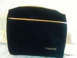 Chanel velvet makeup bag for Sale in Frederick, MD