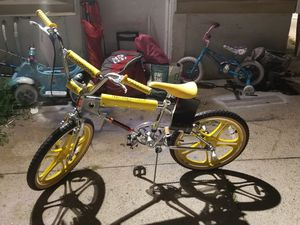 Stranger things Mongoose bmx for Sale in Pawtucket, RI