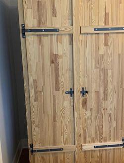 Beautiful Solid Wood Armoire / Wardrobe for Sale in Seattle,  WA