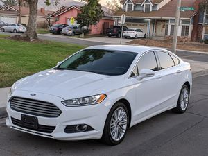 2016 ford fusion se for Sale in Fontana, CA