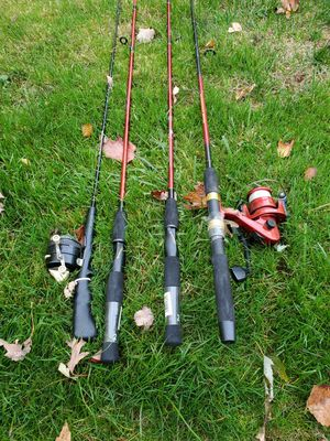 FISHING RODS (LOT) for Sale in Berlin, CT