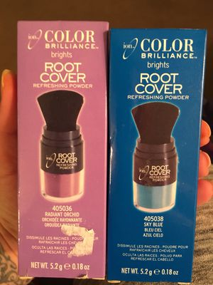Ion color brilliance powder root cover for Sale in Lakeland, FL
