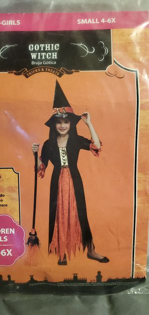 Witch costume for Sale in Queens, NY