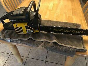 Mac3818 chainsaw gas powered for Sale in Springfield, OR