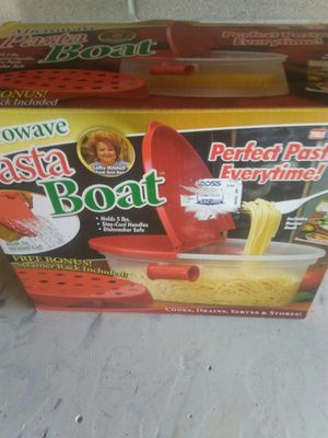 Pasta boat Cooker for Sale in Poway, CA