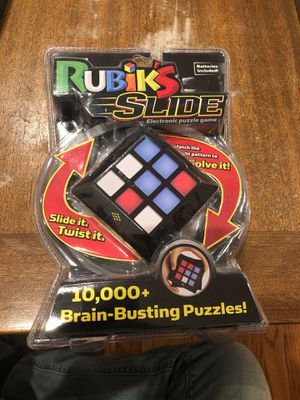 Rubix Cube - slide puzzle game for Sale in Chicago, IL