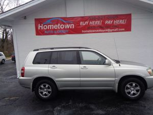 2004 Toyota Highlander for Sale in High Point, NC