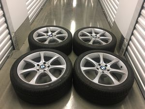 bmw rims size 18 bolt 5x120 for Sale in Manassas, VA