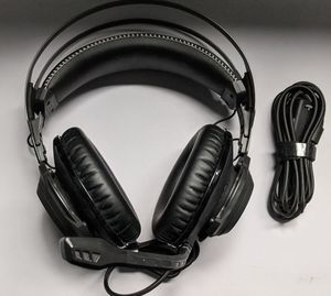 HyperX - Cloud Revolver Wired Stereo Gaming Headset - Gunmetal Grey for Sale in Baltimore, MD