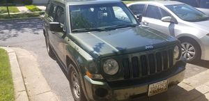 2008 Jeep Patriot for Sale in Germantown, MD