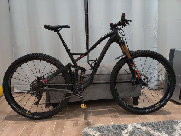 2017 Niner Jet 9 RDO XTR full suspension mountain bike