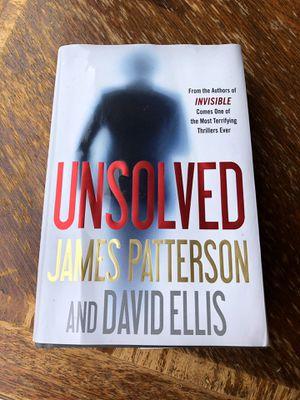 James Patterson, Unsolved for Sale in VANDENBRG Air Force Base, CA