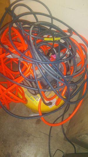 Camperbell air compressor and hoses for Sale in Eugene, OR