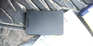 Toshiba 1tb external storage for Sale in Florence, SC