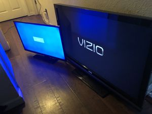 2 tv for sale 50 inch and 37 $180 for Sale in Vallejo, CA