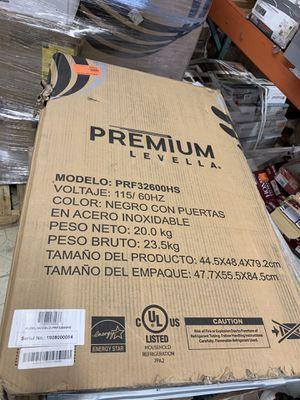 PREMIUM 3.2 cu. ft. Mini Fridge with Stainless Steel Door for Sale in El Monte, CA
