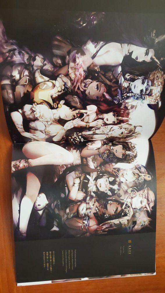 Overwatch Female Heroes Artbook
