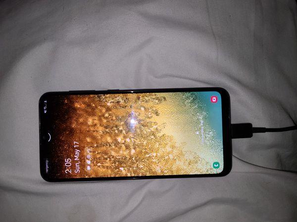 Used Samsung Galaxy A20