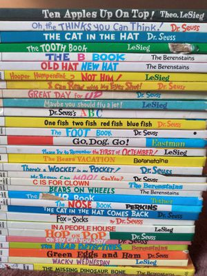Dr. Seuss books for Sale in Windsor Locks, CT