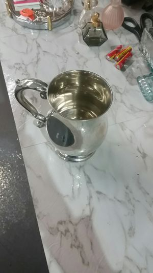 Silver cup for Sale in Seattle, WA